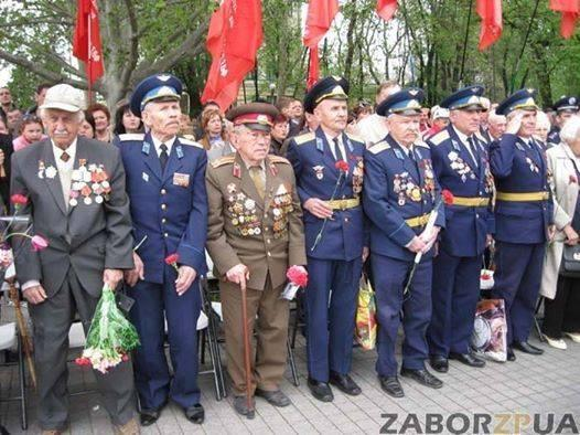 Ветераны 9 мая